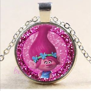 Jewelry - Trolls Princess Poppy Necklace